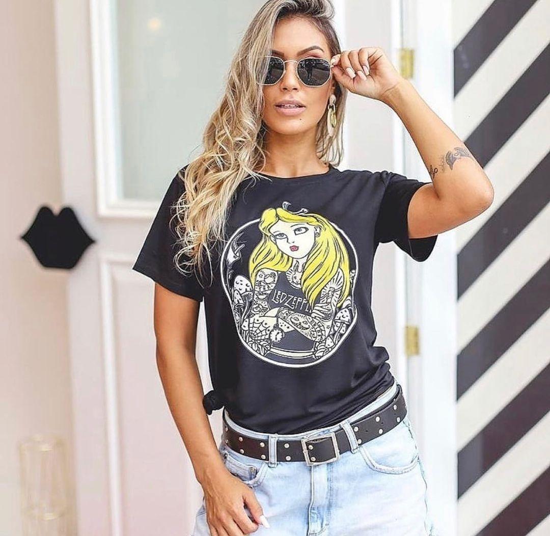 T-Shirt Princess Led Zepp GBB 159