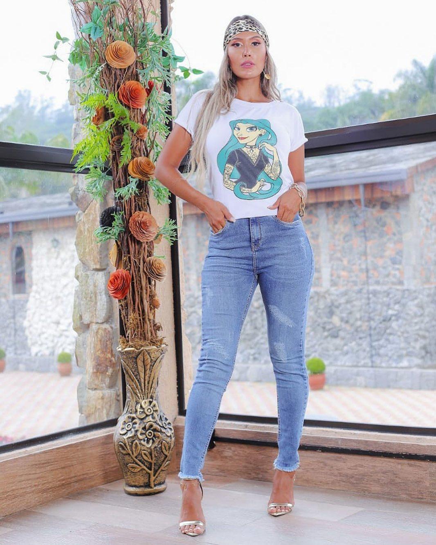 T-Shirt RAPUNZEL GBB 226