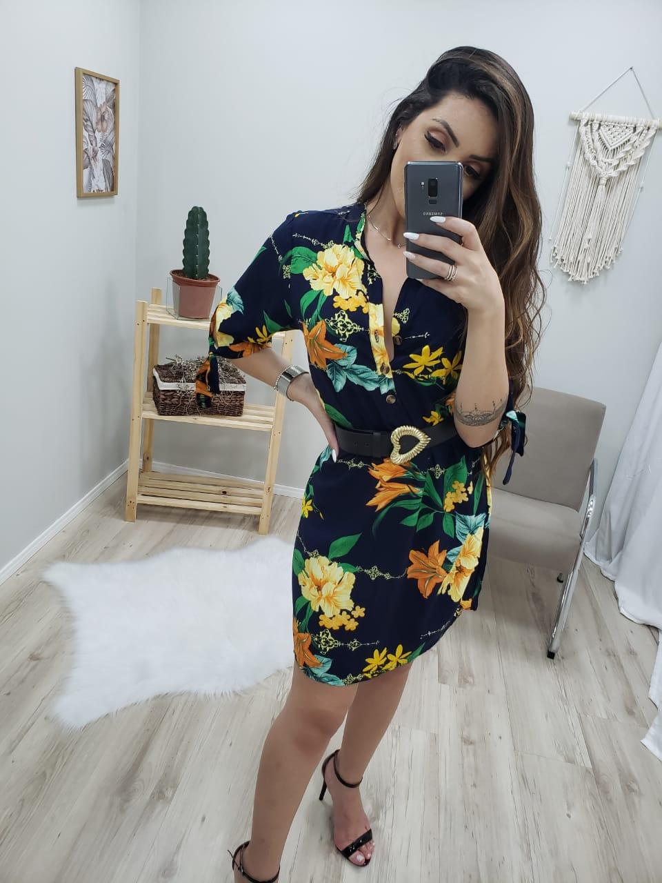 Vestido Chemise YCK 04