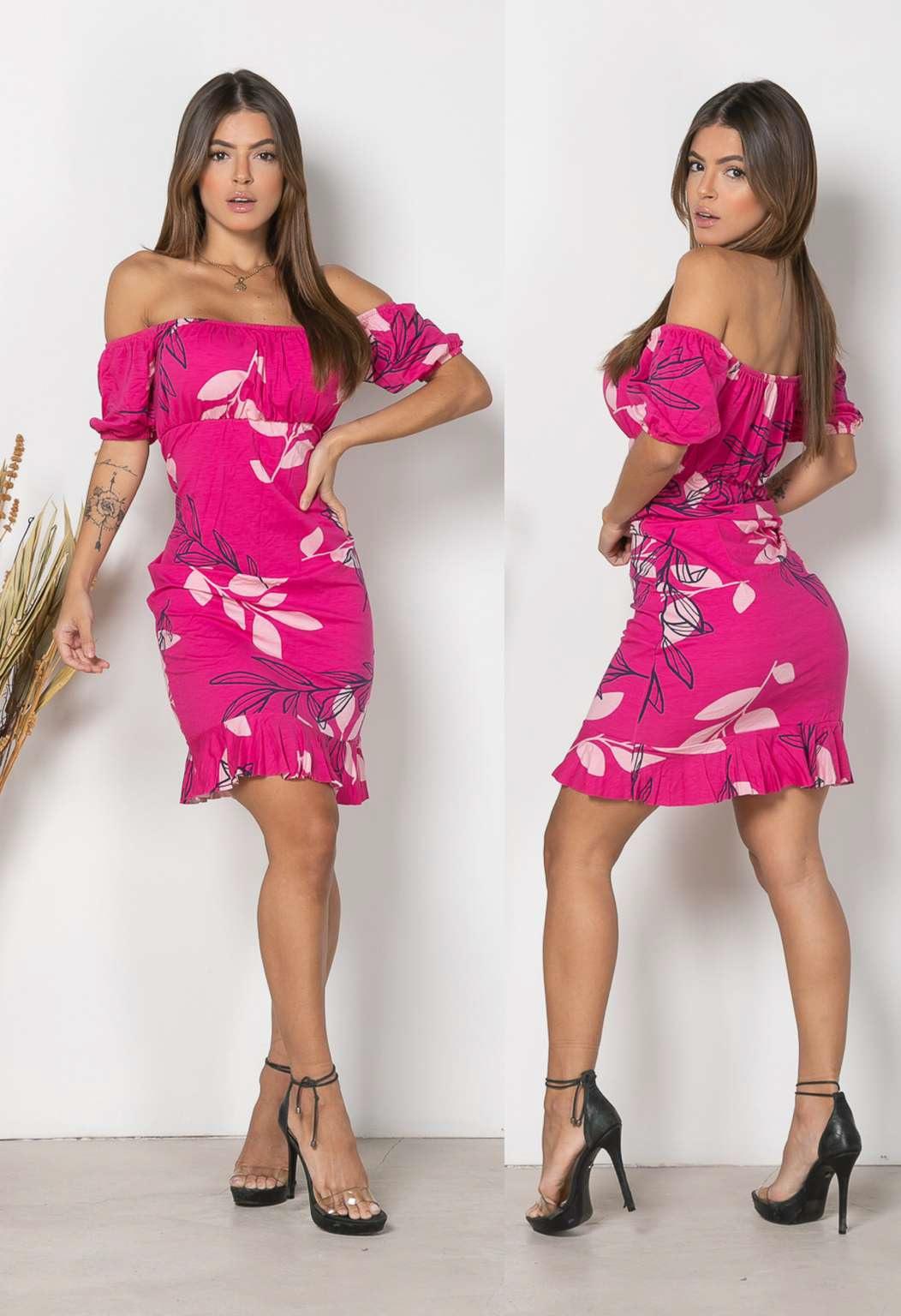 Vestido Ciganinha Josi MLL 366