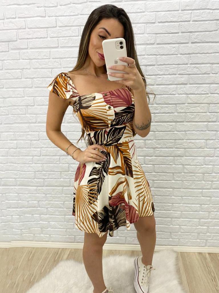 Vestido Isla Pasion ROR 94 - Estampa 02