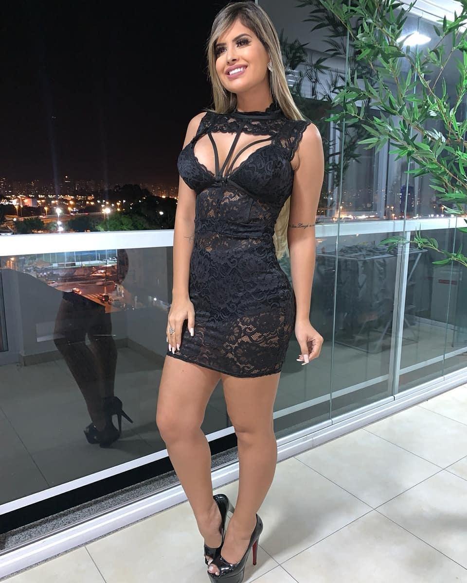 Vestido Renda Next DMY 191