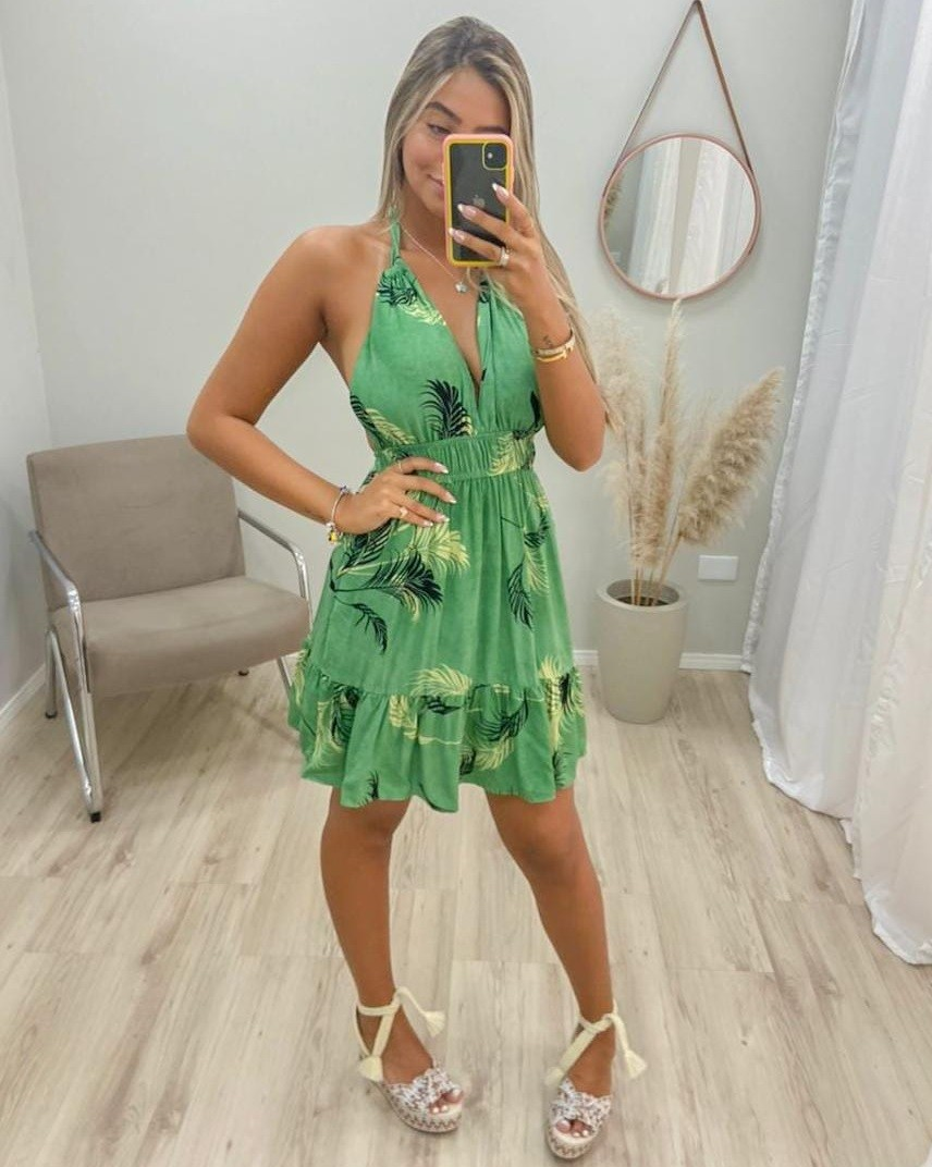 Vestido Saint Tropez DUD 31