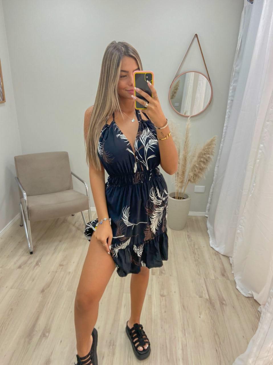 Vestido Saint Tropez DUD 33