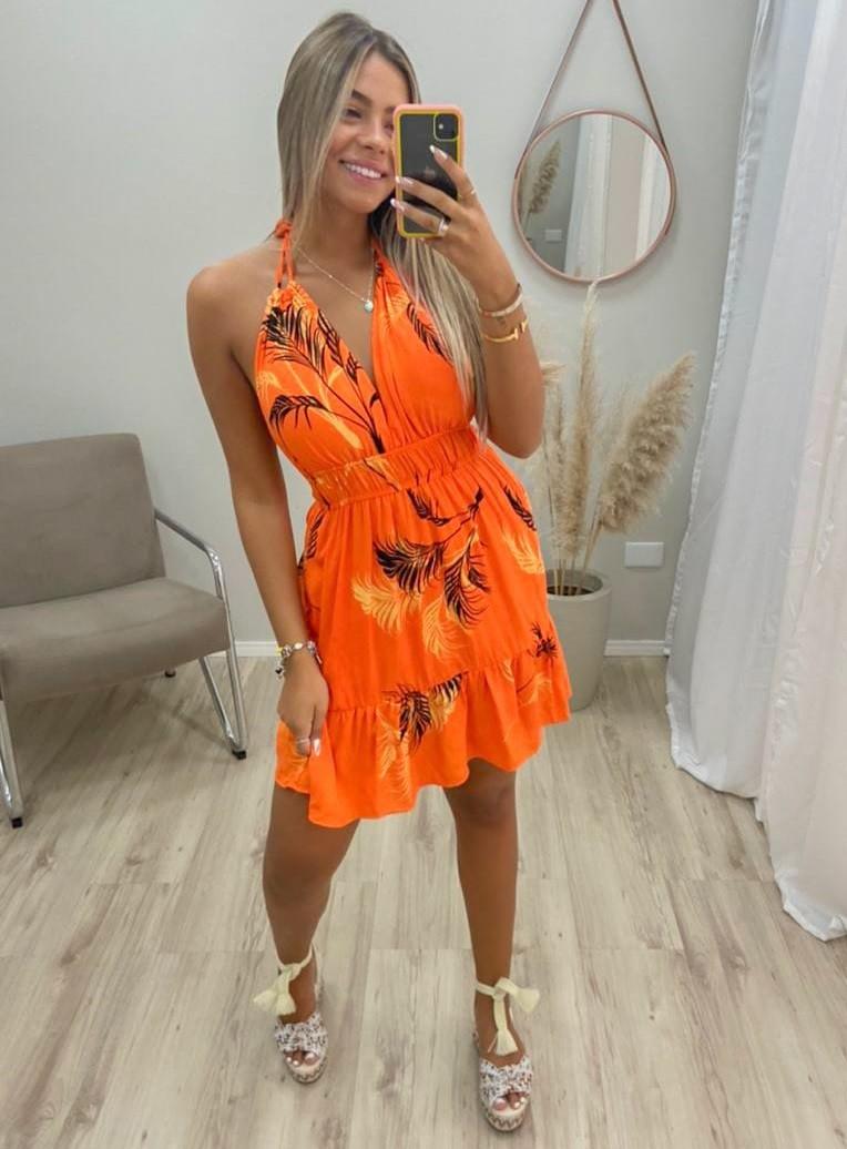 Vestido Saint Tropez DUD 34