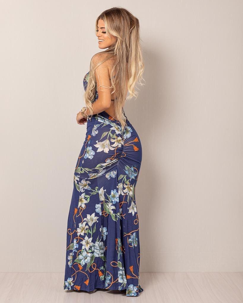 Vestido Sereia Ondine MLL 251