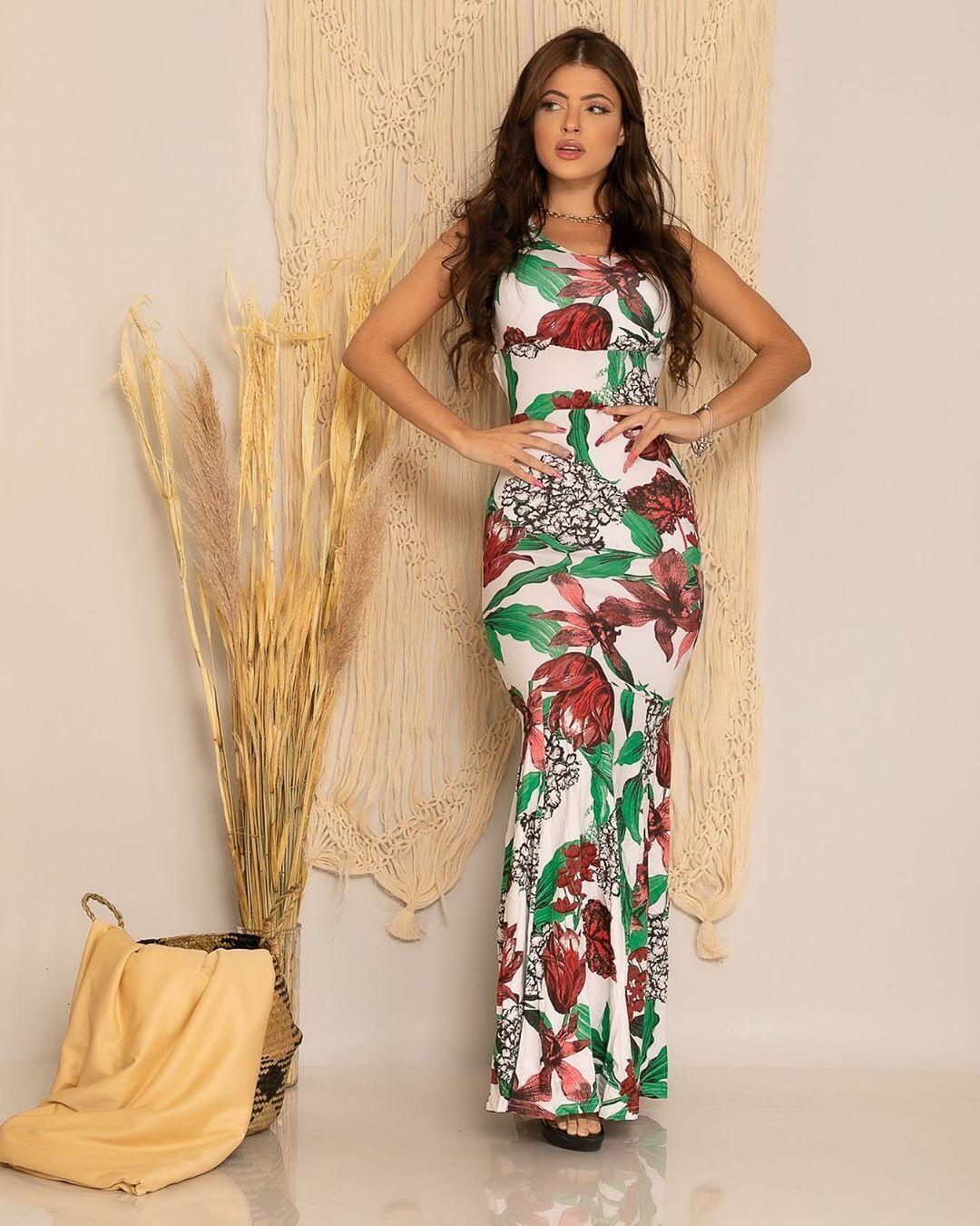 Vestido Sereia Ondine MLL 324