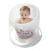 Banheira Babytub Evolution Branca Cristal 0-8 meses