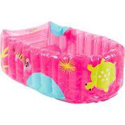 Banheira Inflável Nemo Pink Burigotto