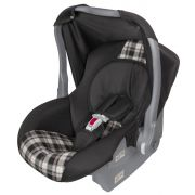Bebê Conforto Nino Preto Tutti Baby