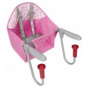 Cadeira Alimentação Mesa Fit Rosa Tutti Baby