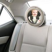 Espelho Retrovisor Banco Traseiro Carro Bebê Multikids
