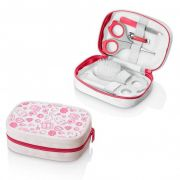 Kit Higiene Rosa Menina BB098 Multikids