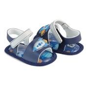 Sandália Pimpolho RN Azul Marinho Espaço