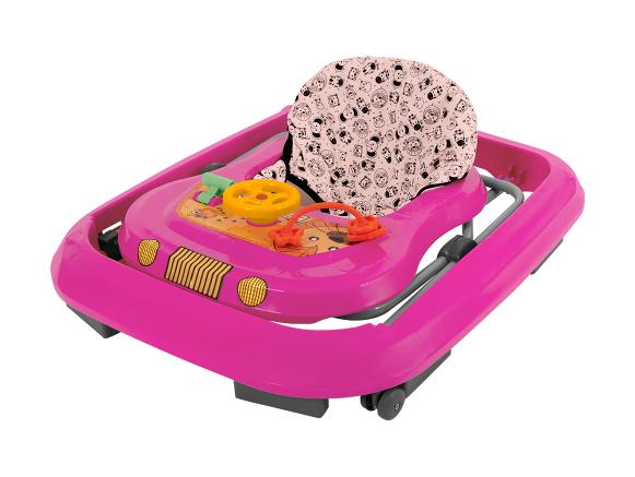 Andador Safari Plus Rosa