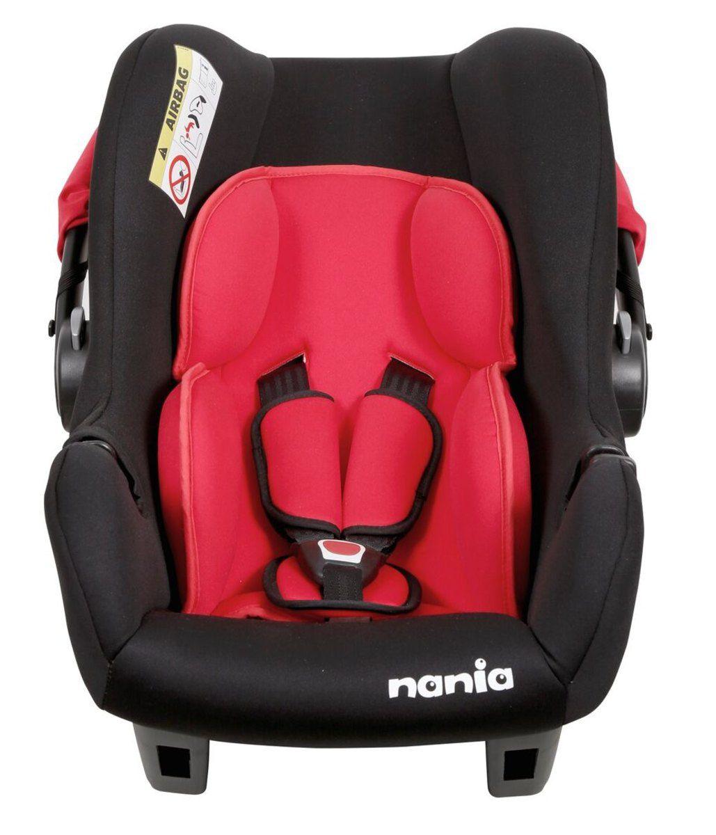 Bebê Conforto Nania Ange Acces Rouge Teamtex