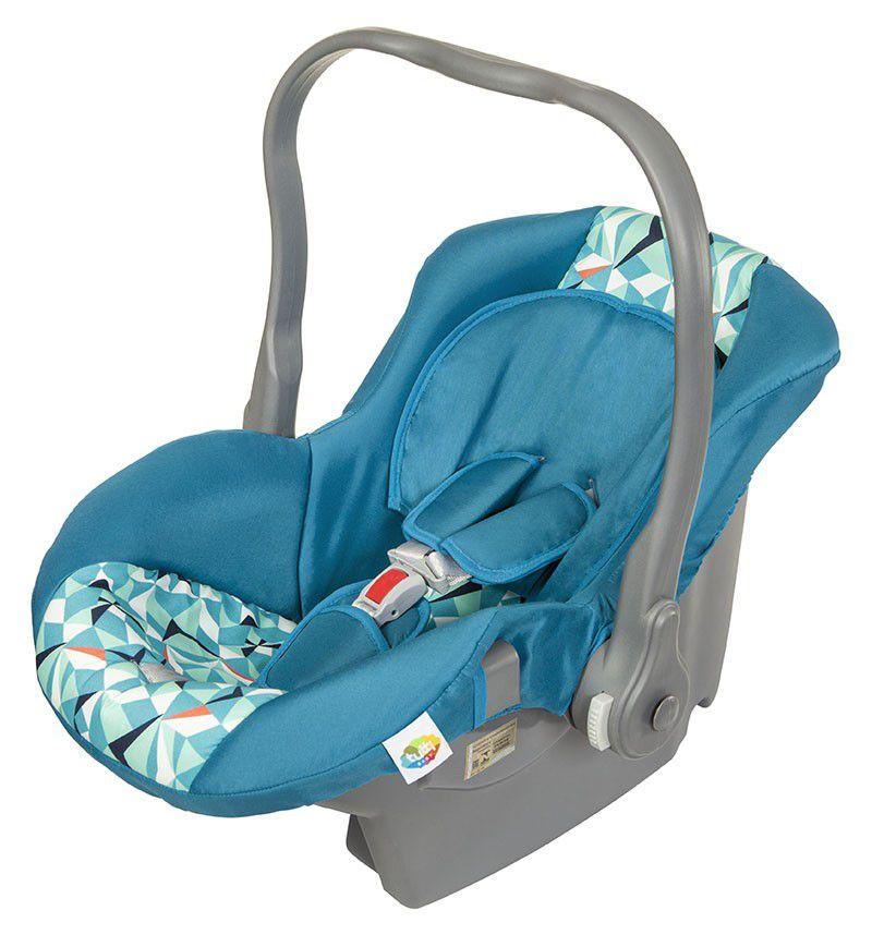 Bebê Conforto Nino Turquesa Tutty Baby