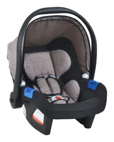 Bebê Conforto Touring X Capuccino Burigotto
