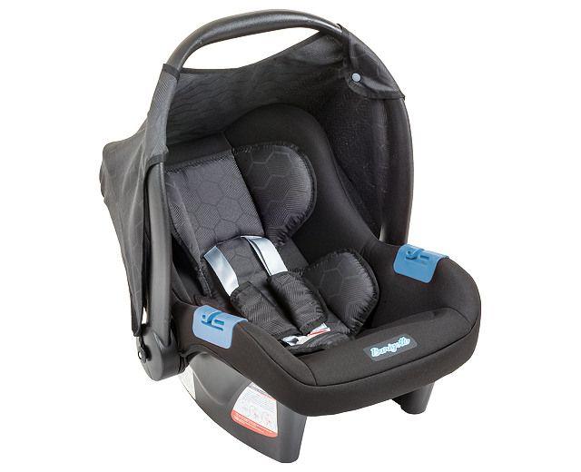 Bebê Conforto Touring Evolution SE Geo Preto Burigotto