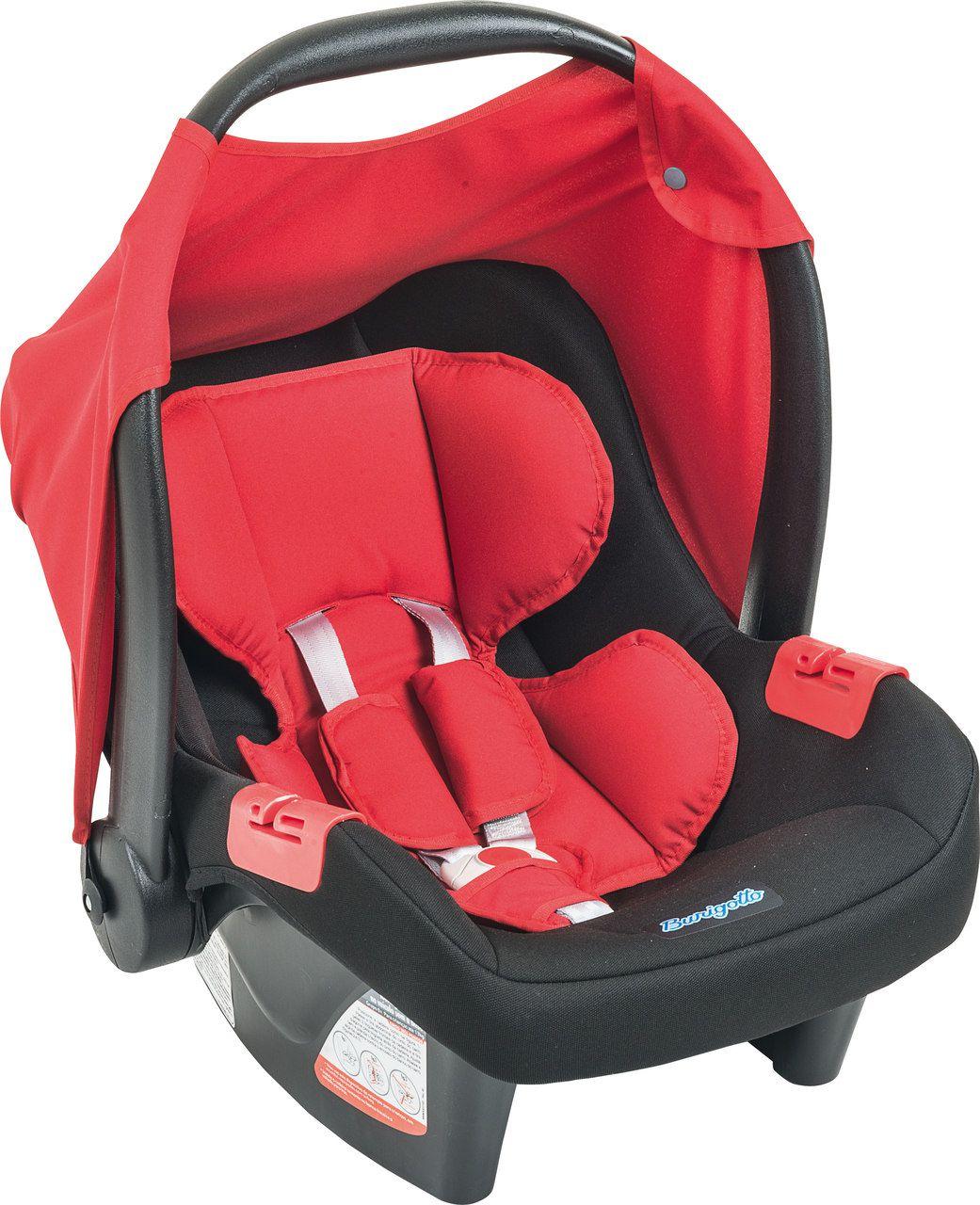 Bebê Conforto Touring Evolution SE Vermelho Burigotto