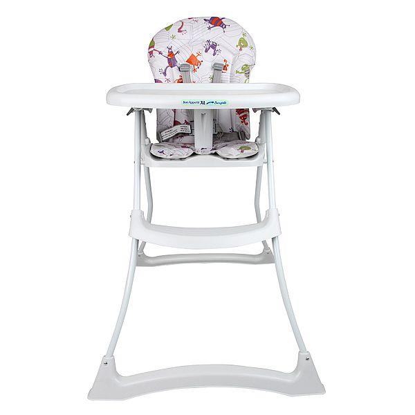 Cadeira Alimentação Bebê Bon Apetit XL Monstrinhos