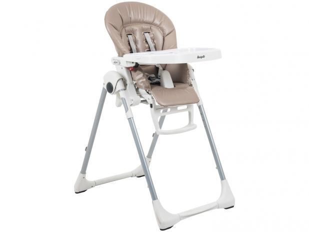Cadeira Alimentação Prima Pappa 0-3 Capuccino Burigotto