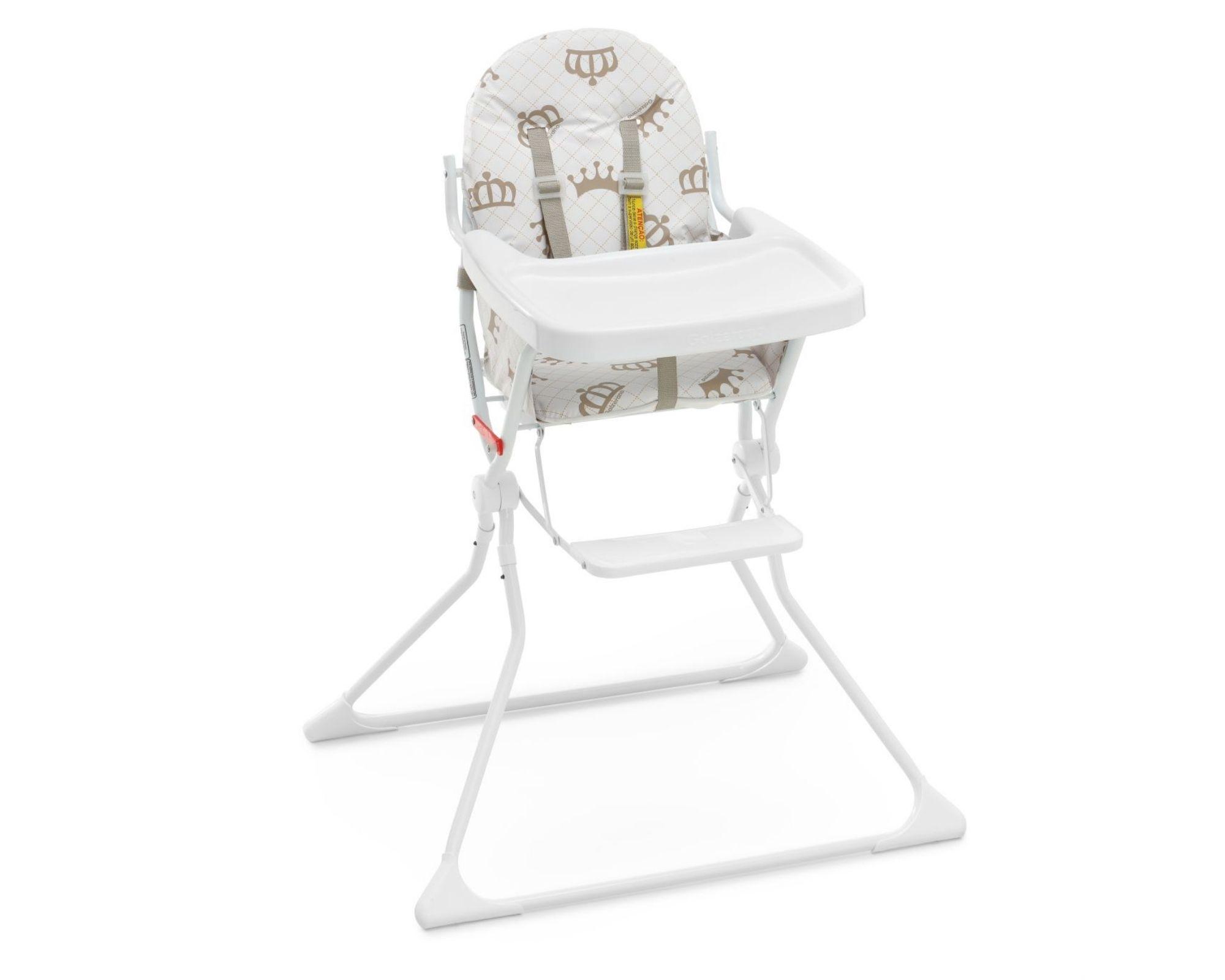 Cadeira de Alimentação Alta Standard II Real Galzerano