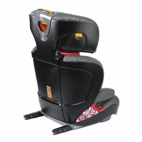 Cadeirinha Auto Oasys 2-3 (15-36Kg) FixPlus Jet Black Chicco