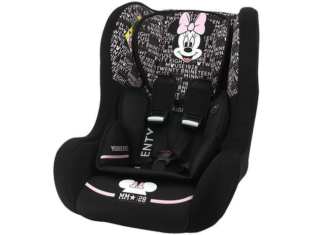 Cadeirinha Carro Disney Trio Minnie Mouse Typo Teamtex