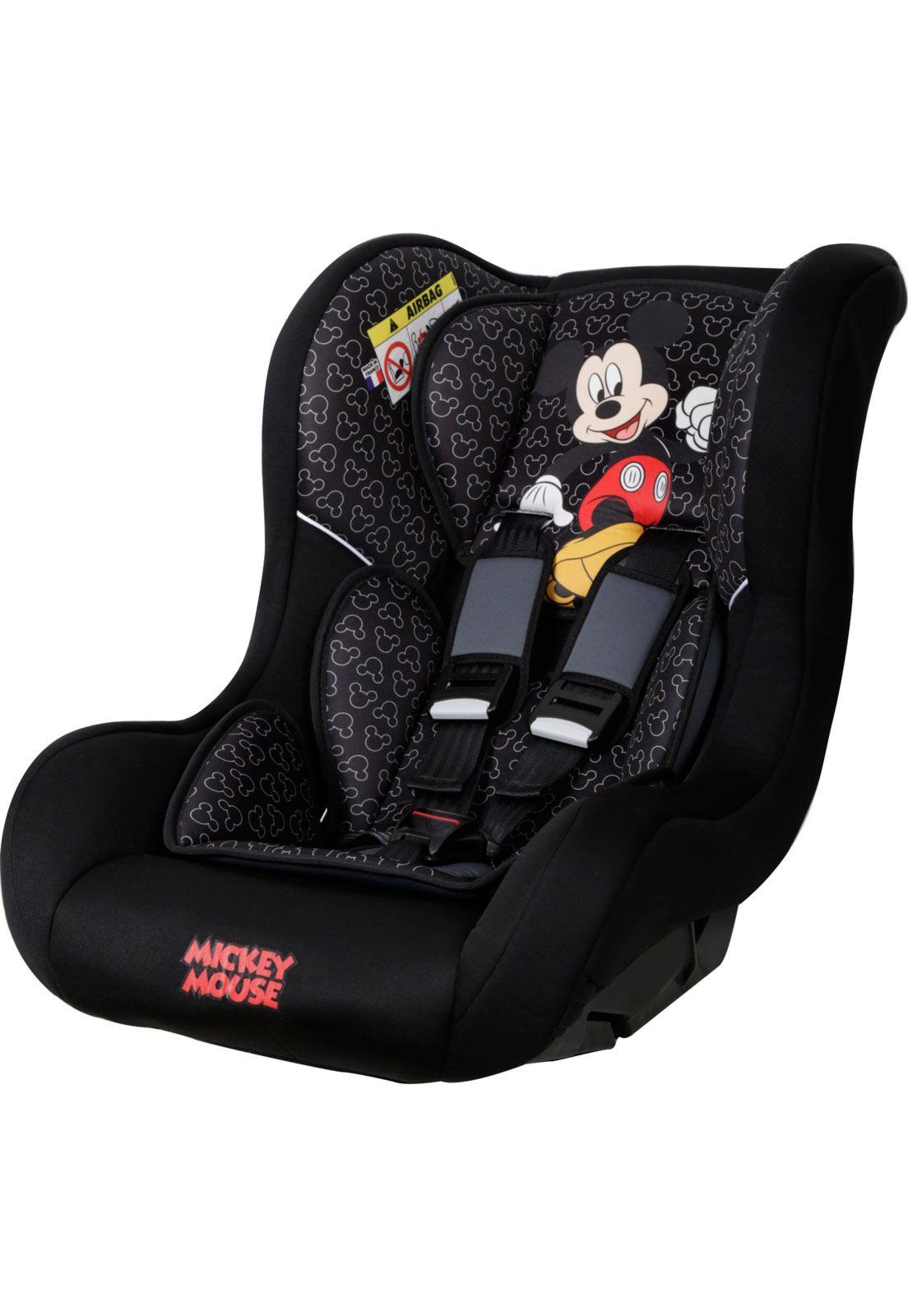 Cadeirinha Carro Disney Trio SP Comfort Mickey Mouse Vite Teamtex