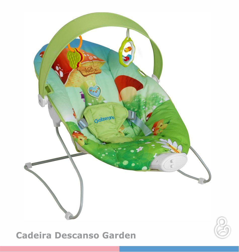 Cadeirinha Descanso Garden Galzerano