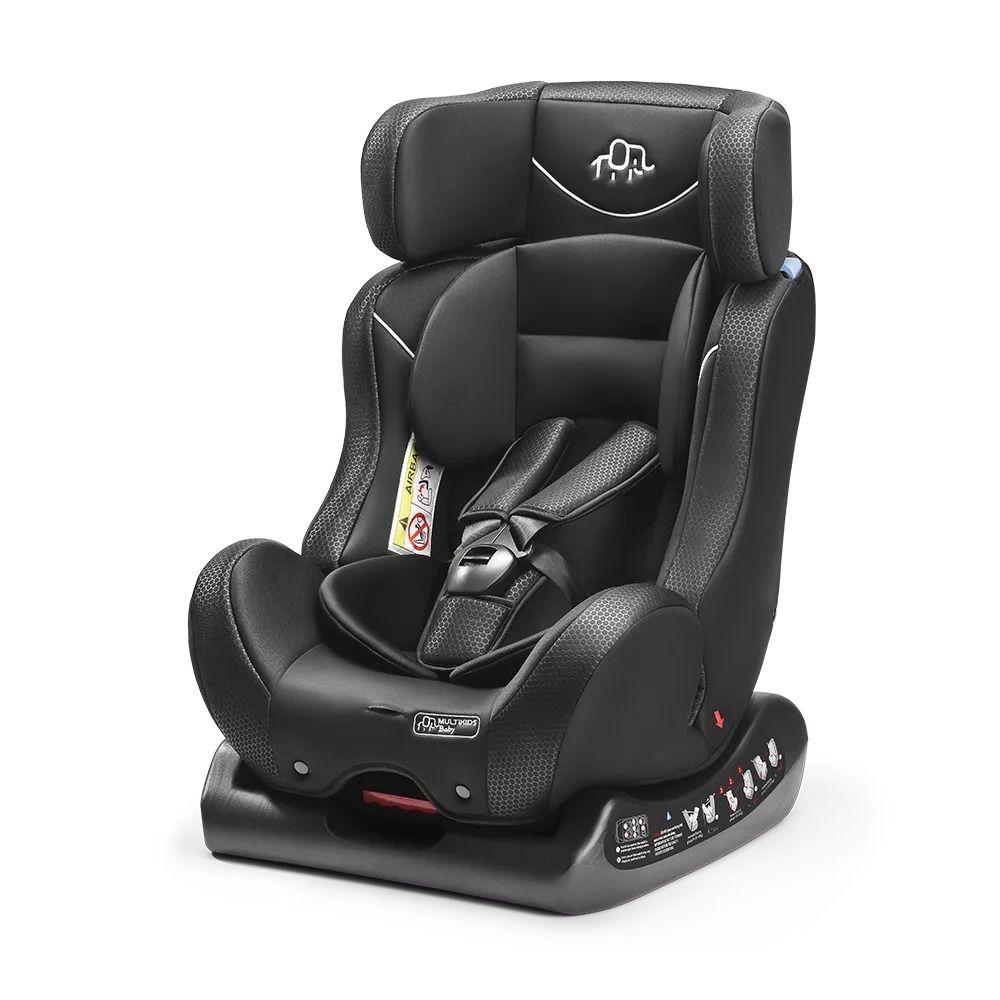 Cadeirinha Carro Maestro Multikids Baby 0-25 kg Preto BB514