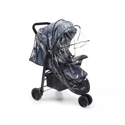 Capa de Chuva Universal para Carrinho de Bebê Multikids