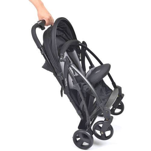 Carrinho Bebê Air Black Burigotto