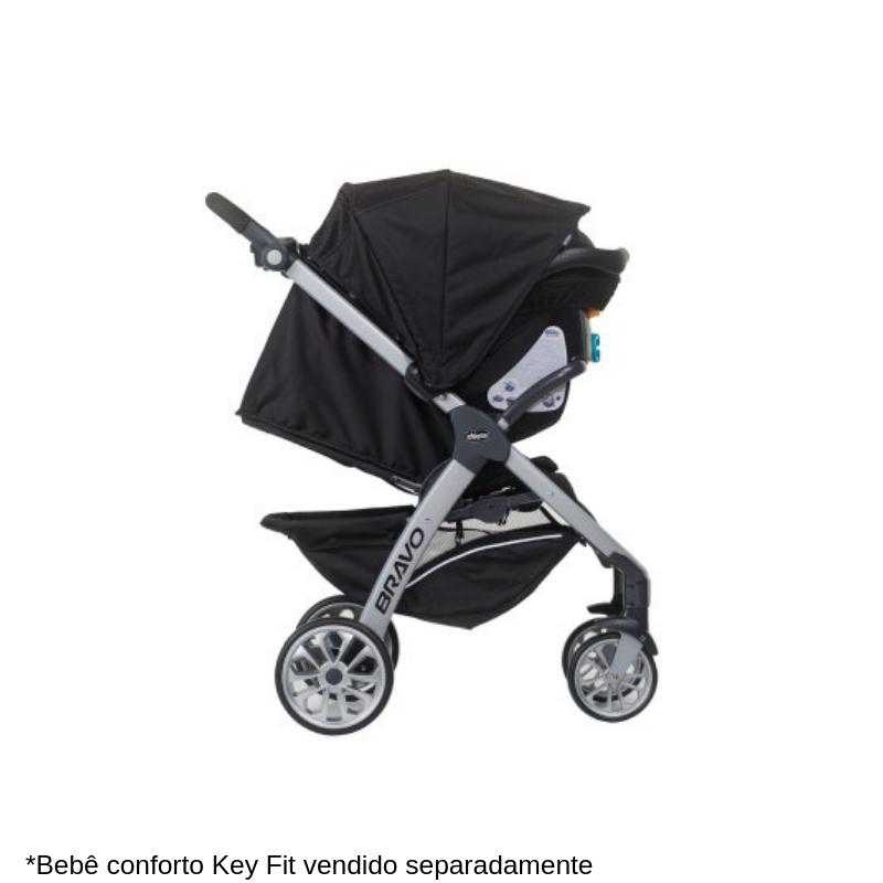 Carrinho Bebê Bravo Ombra Chicco