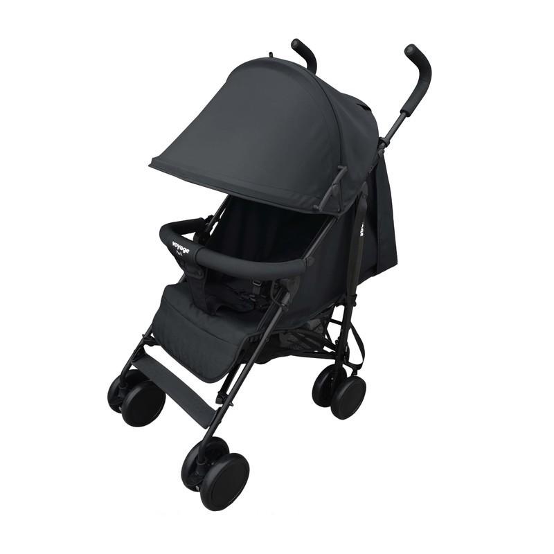 Carrinho de Bebê Park Voyage Preto