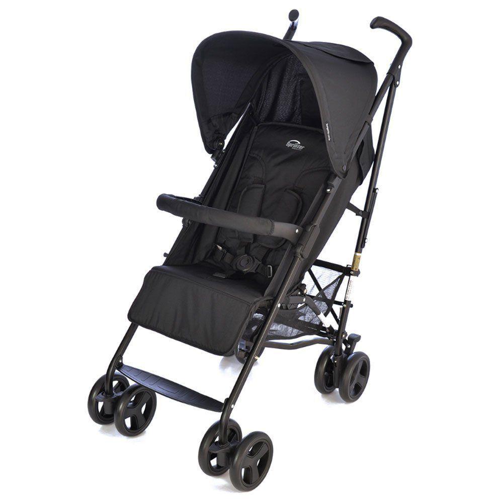 Carrinho de Bebê Sprinter Burigotto Black