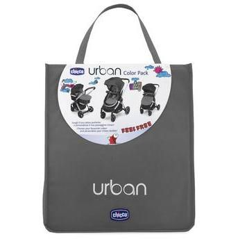 Color Pack Urban Anthracite Cinza Chicco