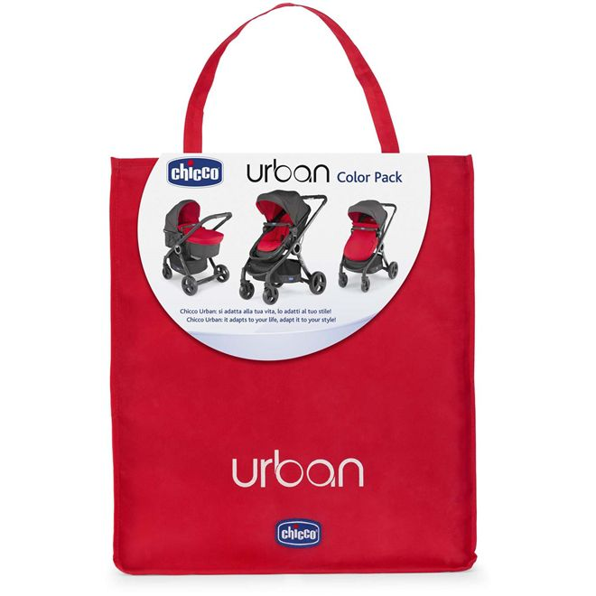 Color Pack Urban Red Passion Chicco