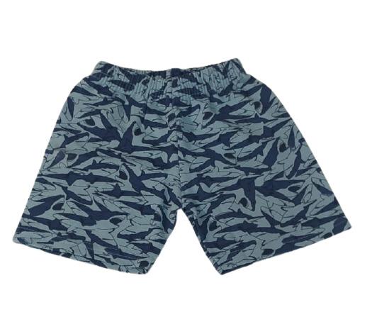 Conjunto Camiseta e Bermuda Masculino AmaBaby Tam:3