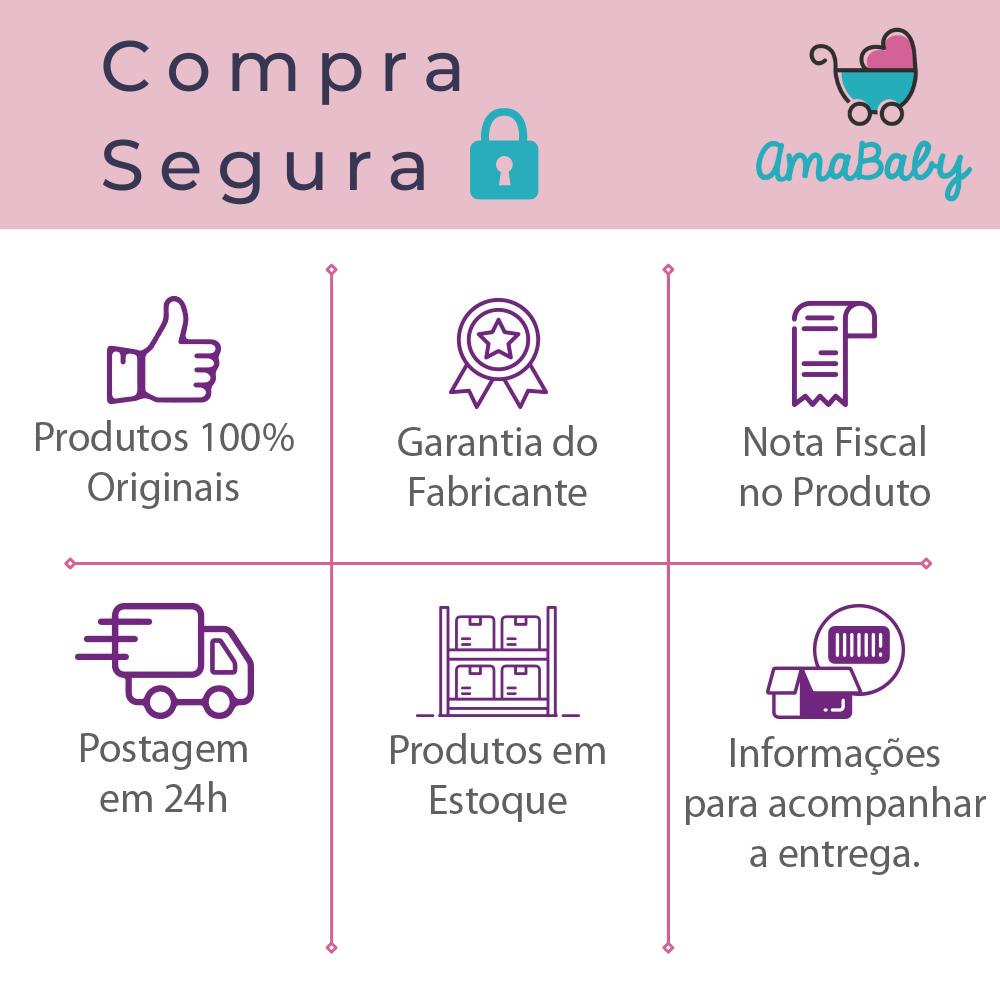 Kit Bolsa Maternidade Poa 3 Peças Boni