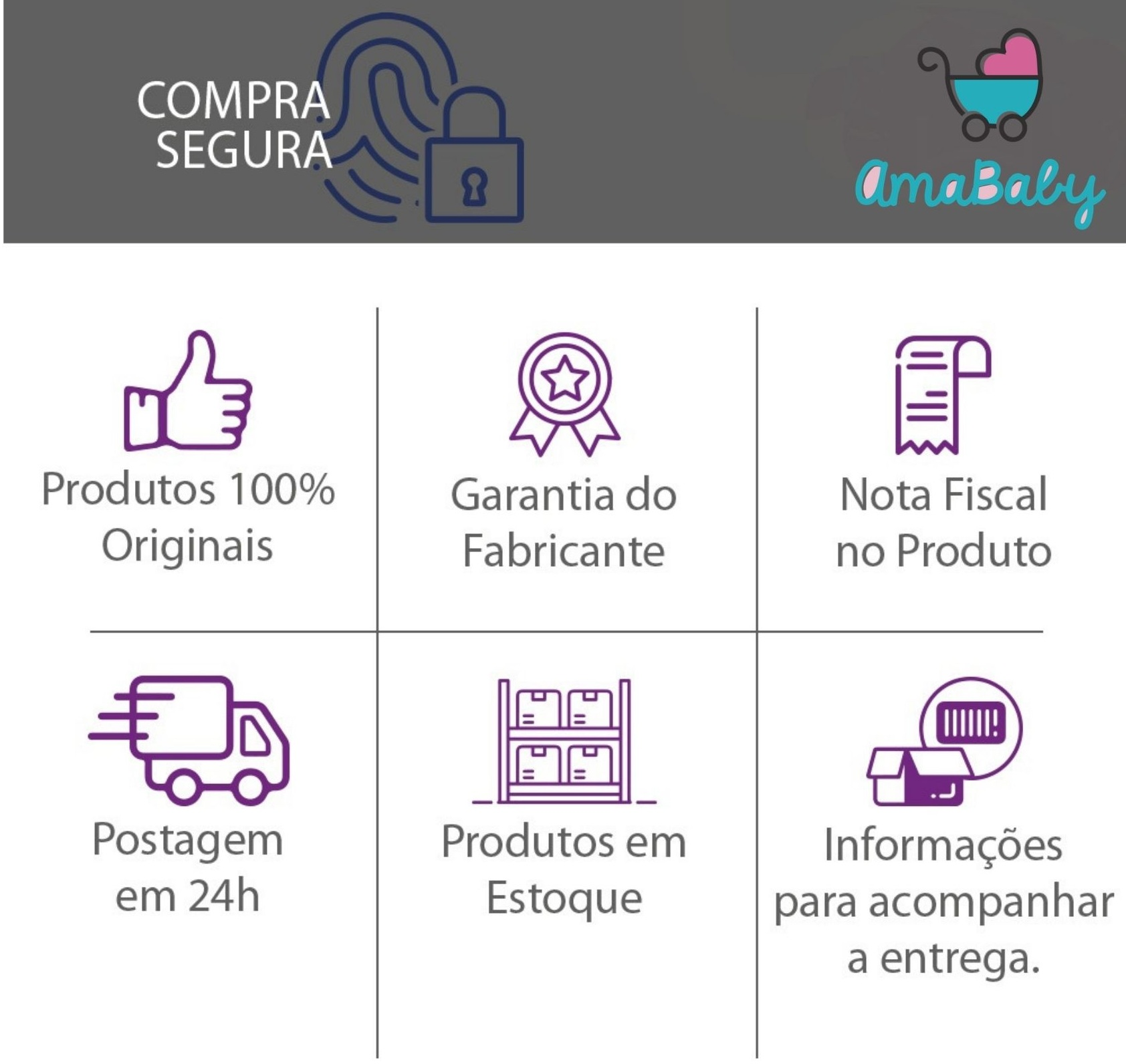 Kit Carrinho de Bebê Zap Cinza Burigotto + Bebe Conforto