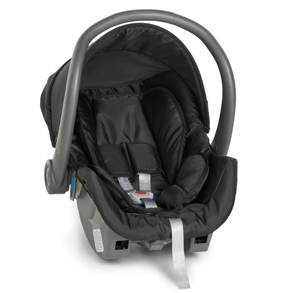 Kit Doppio Denver Galzerano Carrinho de Bebê Gêmeos + 2 Bebê Conforto + 2 Bases