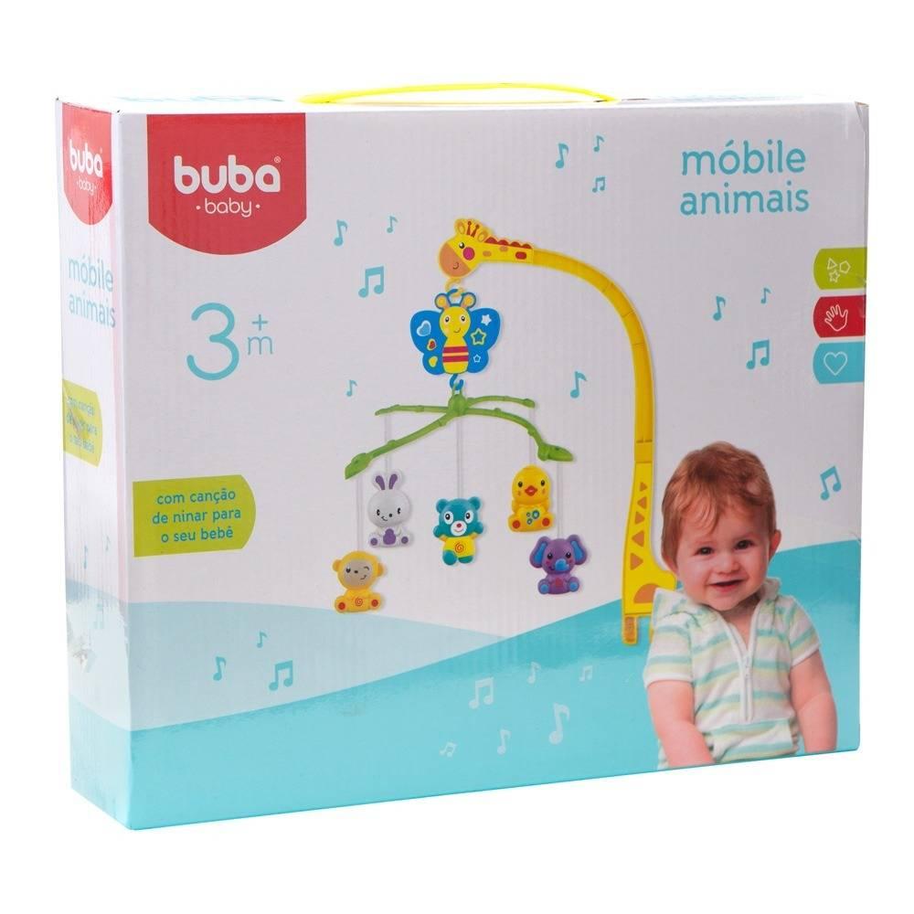 Mobile Animais Musical Buba