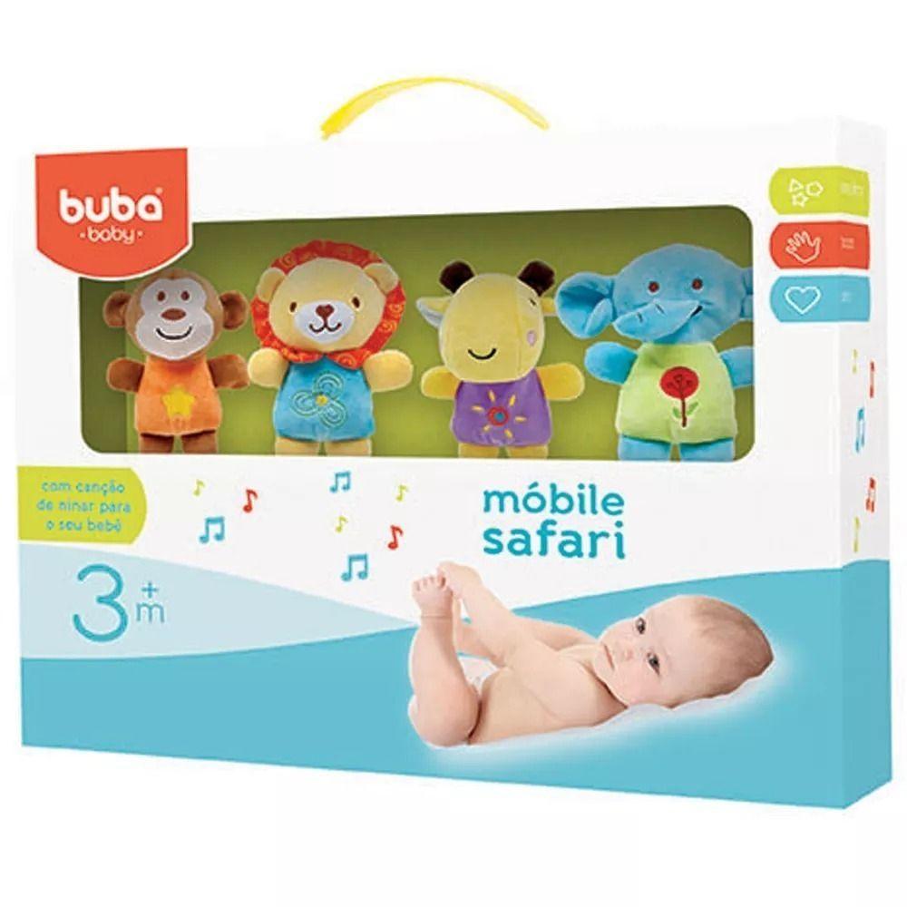 Mobile Musical Safari Buba