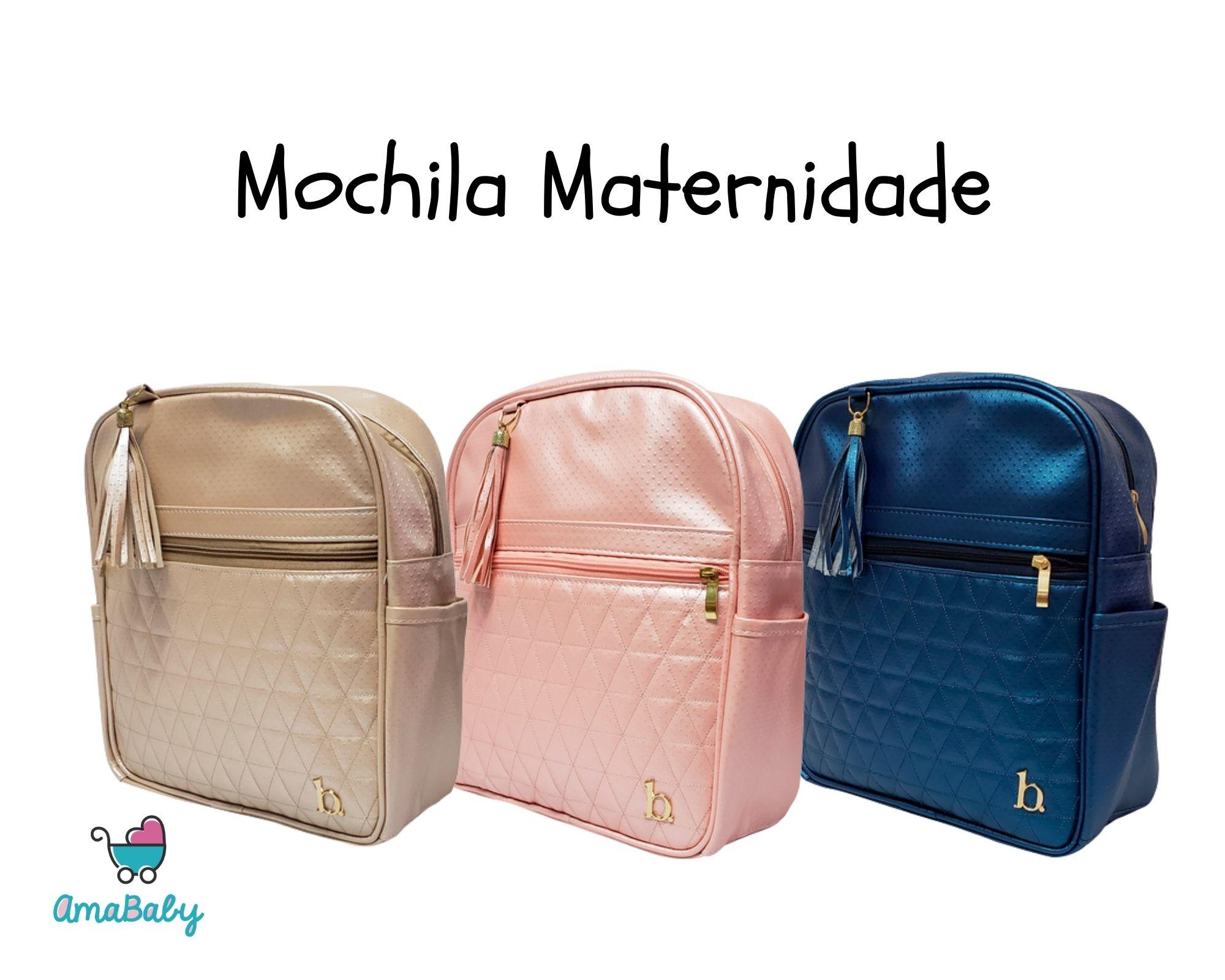 Mochila Maternidade Lotus Boni