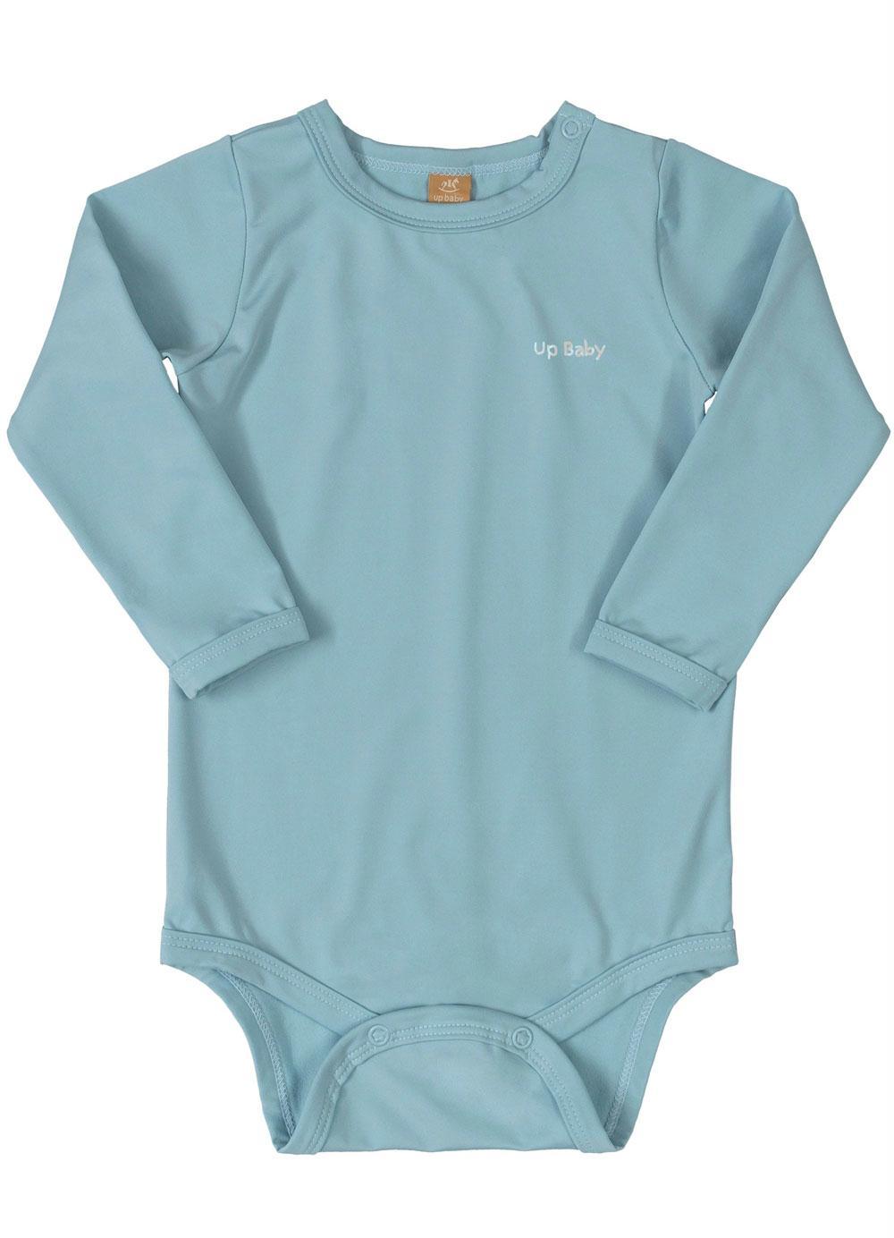 Pijama Body Energy Thermo Azul Cristal Up Baby