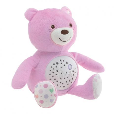 Projetor Bebê Urso Rosa Chicco