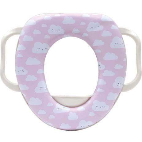 Redutor de Assento Infantil Rosa Nuvem Buba
