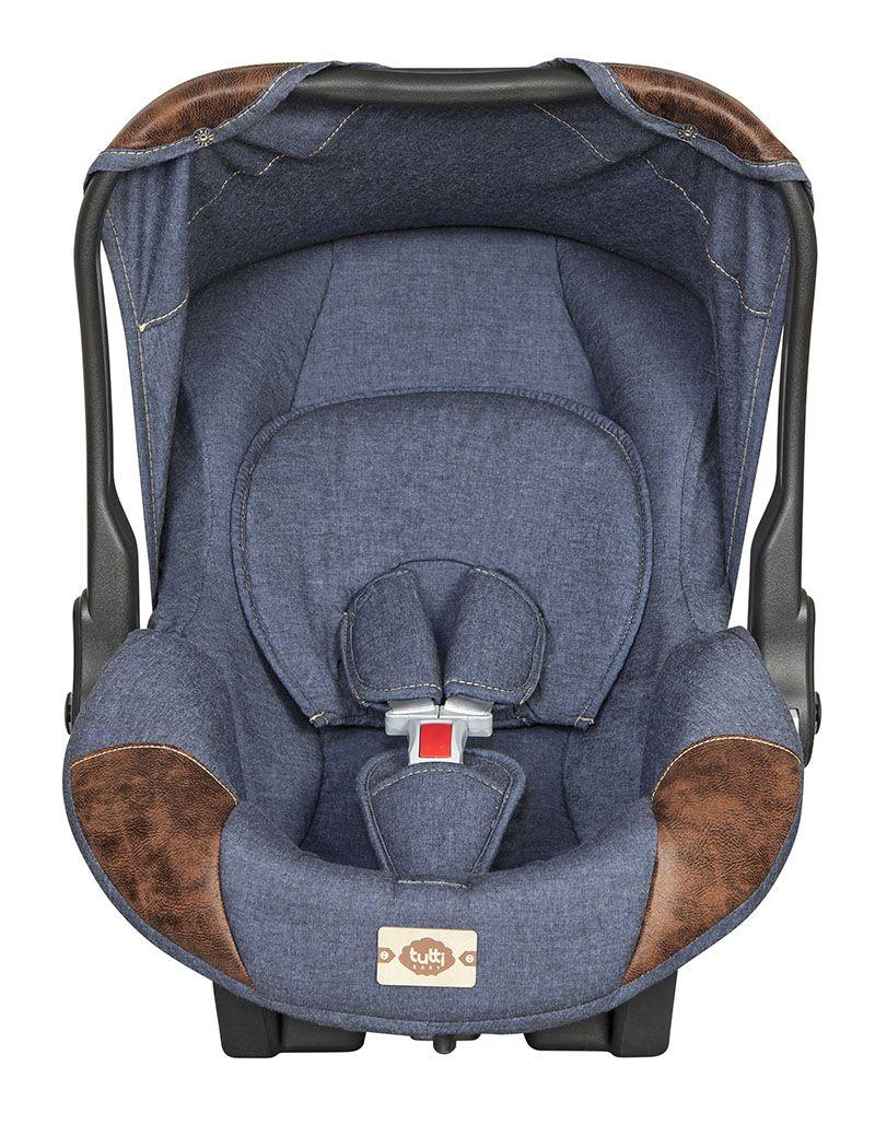 Saída Maternidade Aos 13 Kg Bebê Conforto Nino Jeans